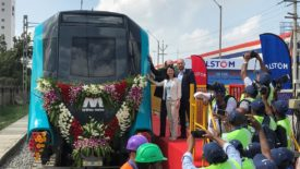 Alstom delivers the last of the 22 Sydney metro trains