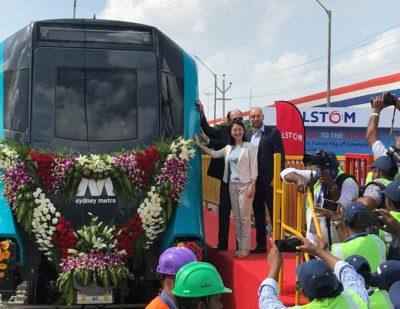 Alstom Delivers Last of the 22 Sydney Metro Trains
