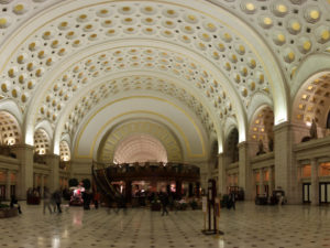 Amtrak receives Union Station grant from FRA