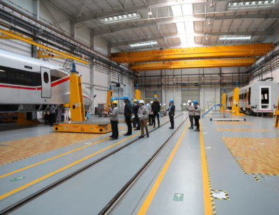 Bombardier Joint Venture Wins Contract for Chinese-Standard High-Speed Trains