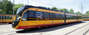 German City of Karlsruhe to Get Additional 20 Bombardier FLEXITY trams