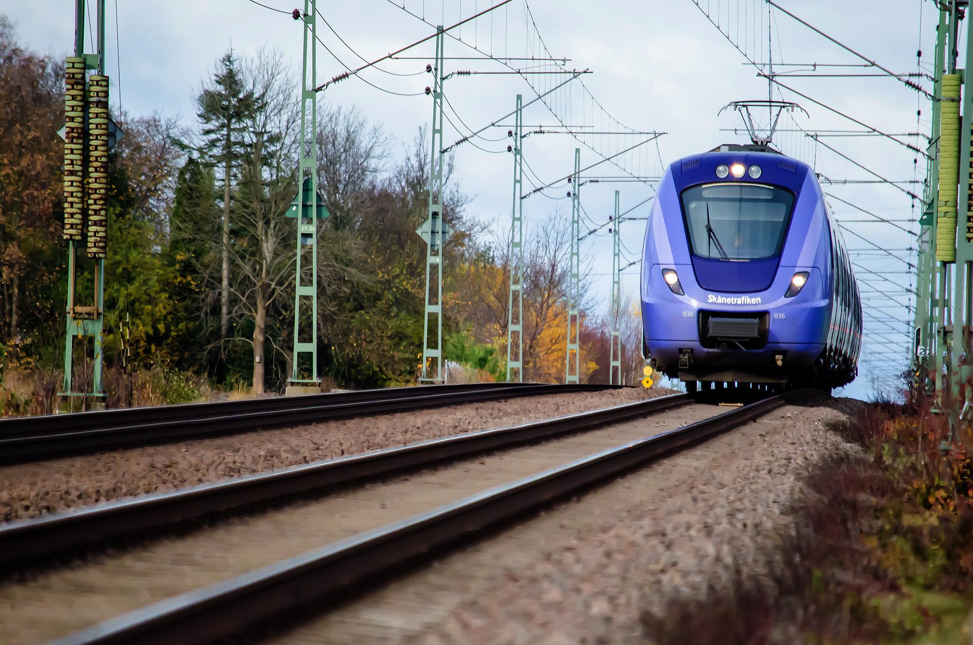 DB Arriva in Sweden