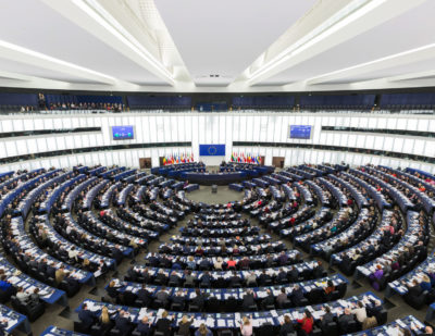 European Parliament Approves Funding for Connecting Europe Facility