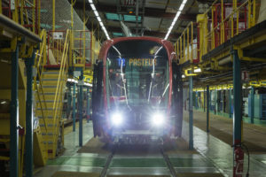 France: Nice Airport Tram Link Inaugurated with Alstom Rolling Stock