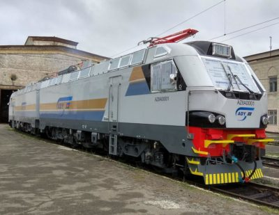 Alstom Begins Validation Tests for Prima T8 in Azerbaijan