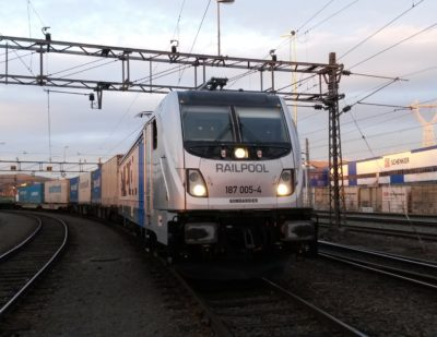Bombardier to Supply 20 TRAXX 3 Locomotives to European ROSCO