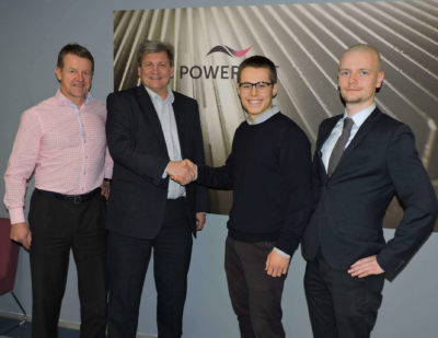 Powernet Celebrates Launch of New Website