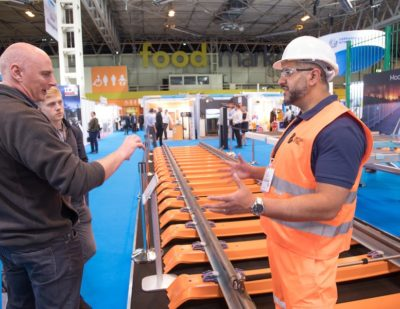 New Exhibitors to Make Debut at NEC for Railtex 2019