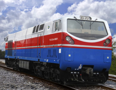 GE Transportation Celebrates 20 Years of Locomotive Monitoring