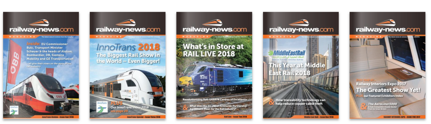 Railway-News Magazines