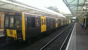 Hitachi Launches Joint Bid for Tyne and Wear Metro Trains