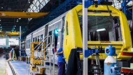 A new train for Northern
