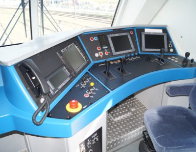 Alstom Fits 500th Siemens Vectron Locomotive with ETCS Level 2