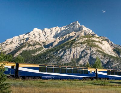 Alstom Wins Another Contract for Rocky Mountaineer SilverLeaf Modernisation