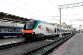 Belarusian Railway orders ten broad-gauge FLIRT trains from Stadler