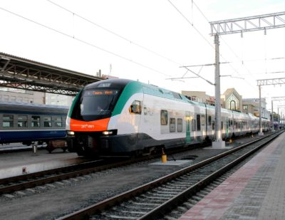 Belarusian Railway Buys 10 Stadler Broad-Gauge FLIRT Trains