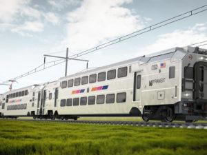 Bombardier to supply 113 multilevel III passenger cars to NJ TRANSIT