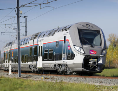 Two Bombardier Trains Receive Guaranteed French Origin Certification from Pro France