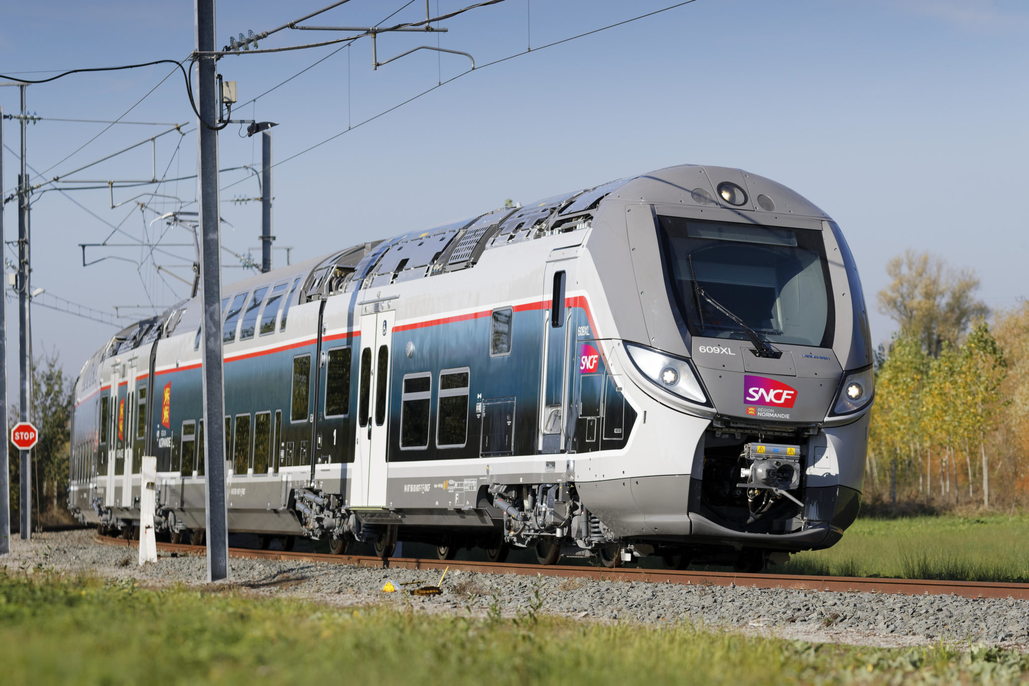 Bombardier OMNEO Premium awarded Guaranteed French Origin status