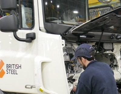 British Steel Invests £1.4m in New Distribution Fleet
