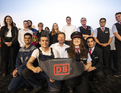 Deutsche Bahn to Hire 22,000 New Employees in 2019