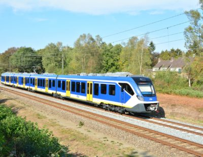 CAF Signs Contract with NS for Additional CIVITY Trains