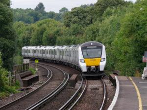 EMU Train