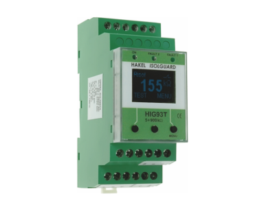 HAKEL HIG93T Insulation Monitoring Devices for Traction Vehicles