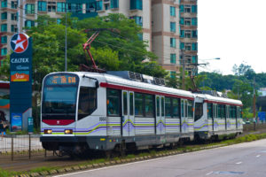MTR Corporation Gets New Generation of Light Rail Vehicles