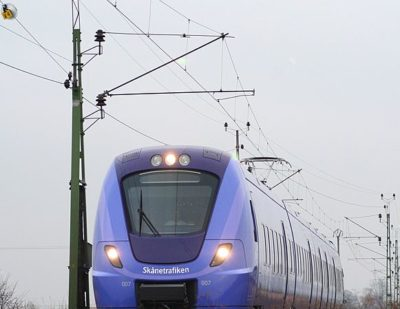Skånetrafiken Receives Final 30 Coradia Nordic Regional Trains from Alstom