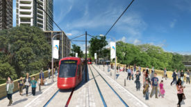 Transdev-led consortium wins Parramatta light rail contract