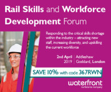 Rail Skills and Workforce Development Forum
