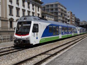 FAL orders 4 Stadler narrow-gauge trains