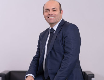 Plasser & Theurer Appoint New Chief Sales Officer