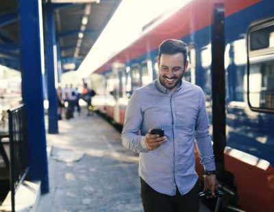 4 Benefits of Free Station WiFi for Rail Passengers and Operators