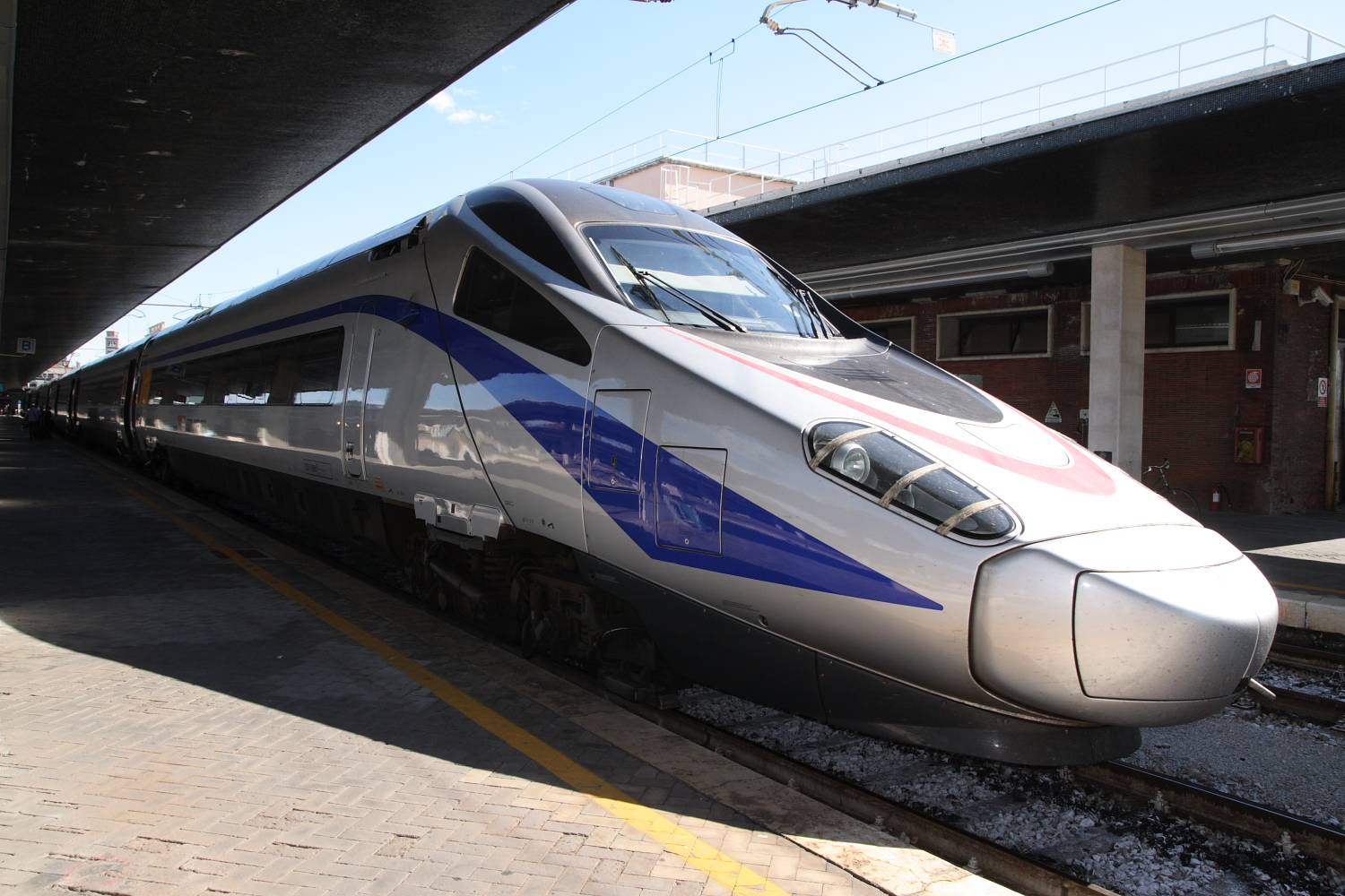 Alstom ETR 610 high-speed Pendolino