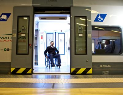 Alstom Pledges Universal Accessibility in Transport