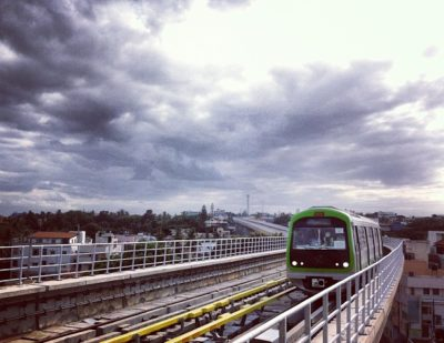 Alstom to Deliver Third-Rail Electrification for Phase 2 of Bangalore Metro