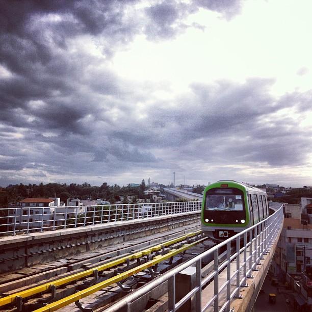 Alstom wins third-rail electrification contract for Namma Metro