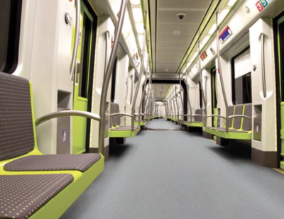 Altro Deliver on Wider Design Options for Rail Safety Flooring