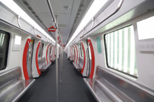 Design for rail interiors