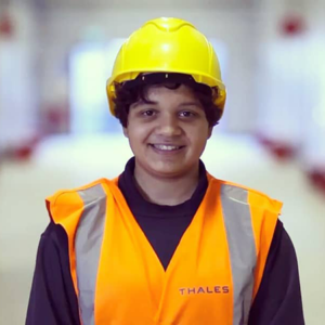 Thales: Creating Brighter Futures with the Prince's Trust