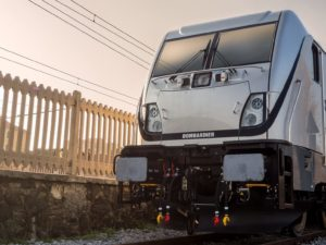 Italian authorities approve Bombardier TRAXX DC3 Italy locomotive