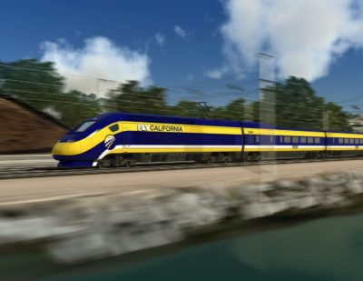 Trump Administration Defunds California High-Speed Rail Project