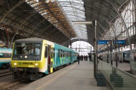 DB Arriva wins Czech rail contract
