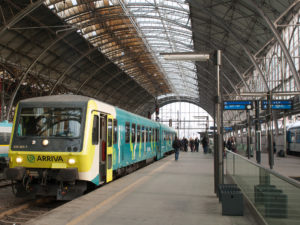 DB Arriva wins Czech rail contract