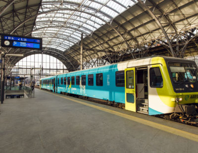 DB Arriva Wins Biggest Rail Contract in Czech Republic to Date