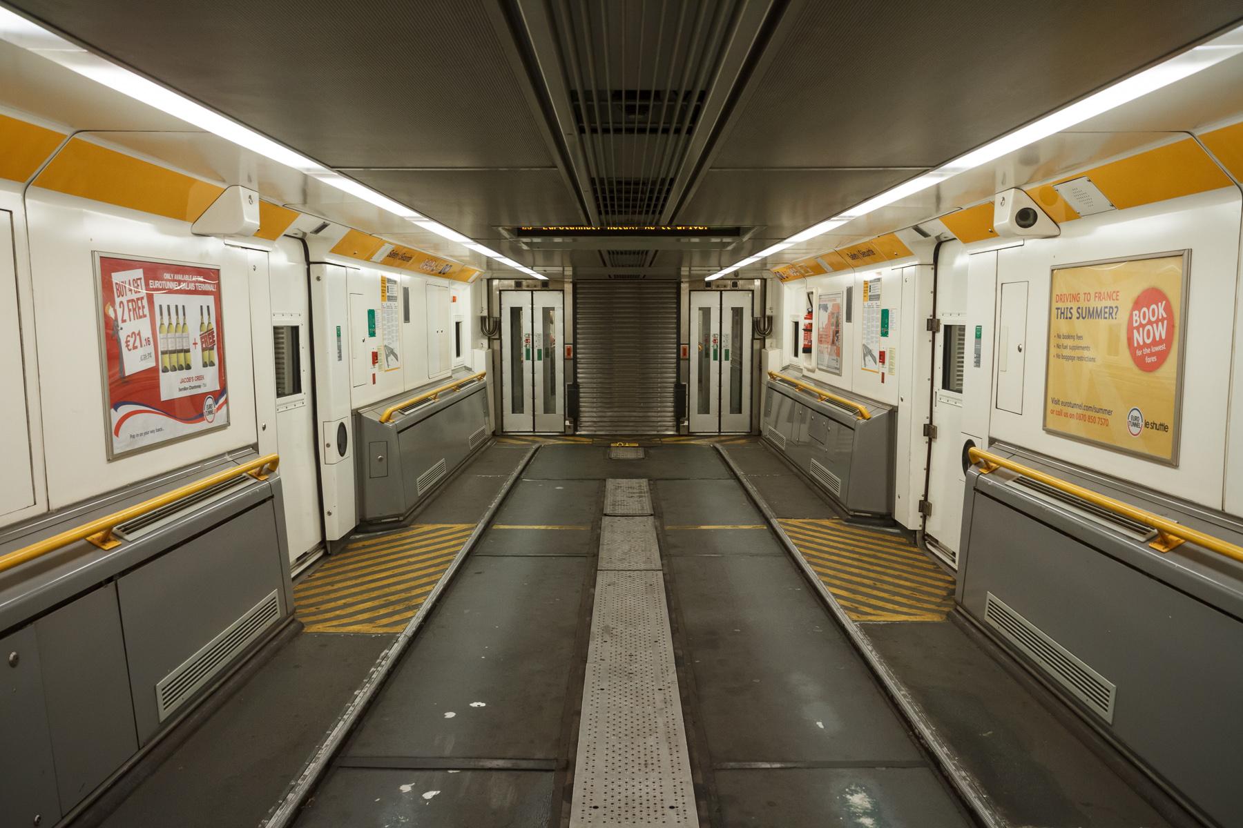 Eurotunnel TLF Overseas Brexit agreement