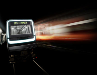 MP14 Rolling Stock for Line 14 of the Paris Metro Begins Dynamic Testing