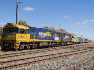 Freight Train at Broken Hill